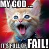 full of fail