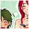 Vale★chan: Kahoko & Hihara ♪ <3