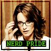 fyca: Tina nerd pride