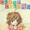 CLAMP Manga Coloring Icontest ~