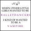 vampire dreamer
