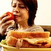 Music: Tegan: mushy sandwich