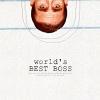 Michael Gary Scott: world's best boss