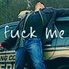 SPN - Dean Winchester - f**k me