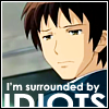 anime kyon idiots