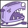Red Raveness: Retarded Toaster