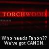 Torchwood - Canon & Fanon