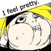 >Kat<: [Naruto] I feel pretty