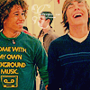 hsm [friends are to laugh]