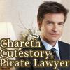 Chareth Cutestory, pirate lawyer