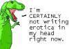 dinosaur, erotica