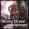 Dancing for your entertainment
