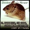 Dostoevsky's Mouse