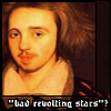 "Marlowe: ""bad revolting stars?"""