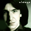 """HP: Snape: """"Always."""""""