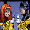 X-Men Scott/Jean Tea