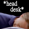 Beecher: Head Desk