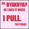 Gogo: bya-freak