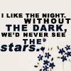dark stars. [ how_iconic ]