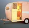 peachy caravan
