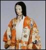 onna no samurai, momoyama, kosode
