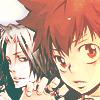 Nina: [Tsuna & Hayato]