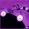 зЮ фиолетовый