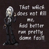 Zoe, Queen of the Dust Bunnies