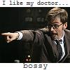 Doctor: Bossy