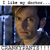 Doctor: Crankypants
