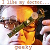 Doctor: Geeky