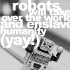 robots take over
