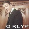 J&W: O RLY?