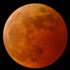 Moon red