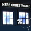 She went that-a-way...: tardis trouble