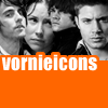Supernatural, Vornie-icons, Lost, Misc: Heroes