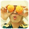 レイチェル: oranges!