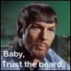 Chang...  just Chang.: Spock - Evilspock