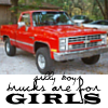 Nerca Beyul: Country - Trucks are for girls!