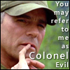 Pepper: Colonel Evil