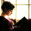 Jane reading