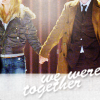 DW - Ten/Rose - We were together.