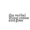 yadwhiga: The verbal thing