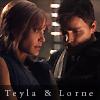 Teyla/Lorne
