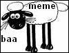 meme sheep