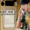 Call me sir goddamnit!