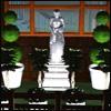 Sims Lady Garden