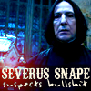 movie // potter // snape suspects bullsh