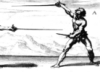"fencing, manly, ""capo ferro"""