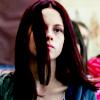 hair across face